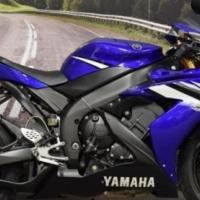 Yamaha R1 2007**Service History, Standard Condition