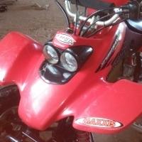 Honda 400cc Qaud bike