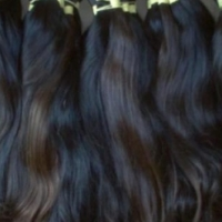 Hair Piece both brazilian and Peruvian 100% human hair
