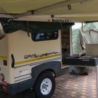 Jurgens Safari Oryx 2011 4x4 Caravan
