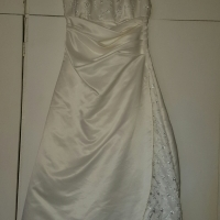 Wedding dress and evening dresses at BARGAIN PRICE