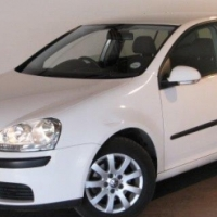 2008 VW Golf 5 1.9 TDi Comfort DSG Auto 129 477 Km