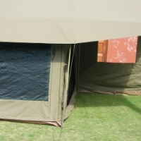 BRAND NEW!! Tentco Canvas Bush Camper tent