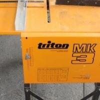 Triton MK3  Work Centre