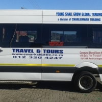DAILY FREE TRANSPORT ACCOMODATION FOR TUT AND UP STUDENTS
