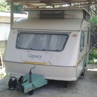 1991 Gypsey Caravette 4 caravan for sale