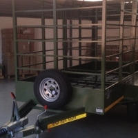 CATTLE / SHEEP TRAILERS.