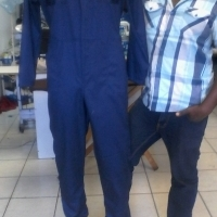 boiler suit, work suit , overall
