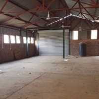 "FACTORY TO LET ""WALKERVILLE"" 300 m2"
