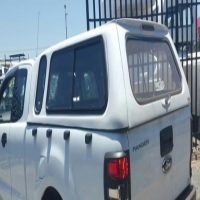 GC BRAND NEW FORD RANGER T6 SUPERCAB WHITE CANOPY 4SALE!!!