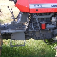 MASSY FURGESON 375 TRACTOR