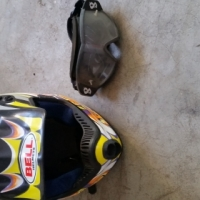 Motorbike Helmets for sale Good condition