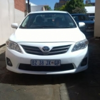 Toyota Corolla 2008 1.6  Professional Automatic in good condition