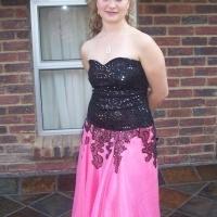 Metric Farewell Dress