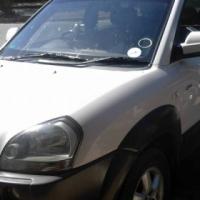 Hyundai tucson crdi 4x4
