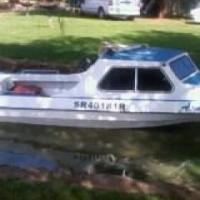 Fishermans dream boat