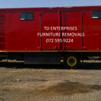 Furniture Removals / Transporters / Movers / Storage