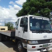 1996 Hino Rollback for sale