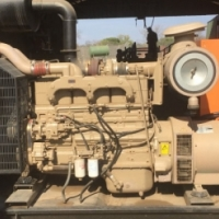 Cummins 400kva Generator R620000.00