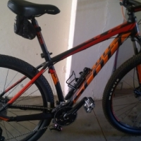 Scott Scale 960 29er mountain bike.