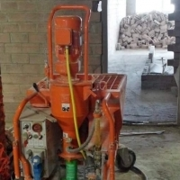 Projection Plastering Machine PFT