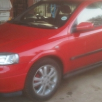 Opel Astra 2001 to swop for Toyota Corolla 1995 and up