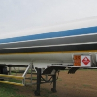2011 Fuel tanker