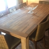 Coricraft ads in used dining room furniture for sale in for Dining room tables south africa