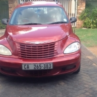 Crysler pt cruiser to swop for bakkie or panel van
