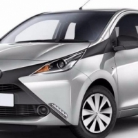 new aygo 1.0 with free service plan (3 years/45000km)