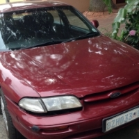 1996 FORD TELSTAR ,AUTOMATIC,ONE OWNER,MECHANICALLY EXCELLENT