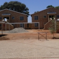 Beautiful 2 bedroom and 2 bathroom flat in Randfontein