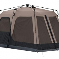 TENT. COLEMAN. Coleman Eight (8) Person Instant Tent. NEW DEMO TENT.