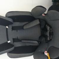 Car chair and running pram