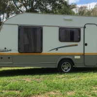 Jurgens Classic Caravan as NEW