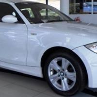 2008 BMW 118i (E87)