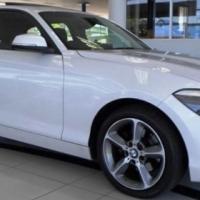 2013 BMW 118i 5Dr Auto (F20)