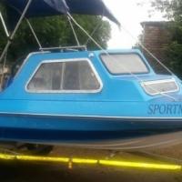 Sportsman Cabin Cruiser