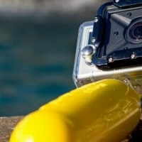Floaty Bobber for your action camera - By Sportguru Online store