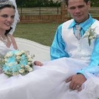 wedding dress vale and shoes, used for sale  Brakpan