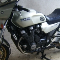Yamaha XJR1200 in exellent condition, runs fantastic