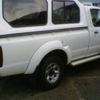 GC BRAND NEW NISSAN HARDBODY 2002-CURRENT LWB HI-LINER CANOPY 4SALE!!!