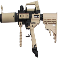 NEW TIPPMANN CRONUS TACTICAL (SAND) PAINTBALL GUN