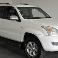 Toyota Prado VX 4.0 V6 A/T