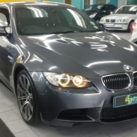 BMW M3 E92 Coupe - Grey