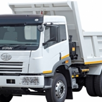SPECIAL! NEW Complete FAW 28.280 FD 10m cube Tipper Trucks