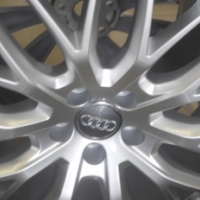 "BRAND NEW 20"" AUDI TT COUPE MAGS WITH PIRELLI TYRES 75% TREAD"