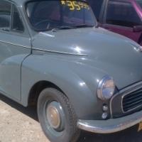 1958 Morris Minor 1000cc