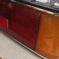 Bmw 635 csi right rear tail light