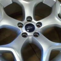 "ALL FORD OWNERS-18"" ORIGINAL FORD FOCUS ST MAGS & TYRES - BRAND NEW SET"